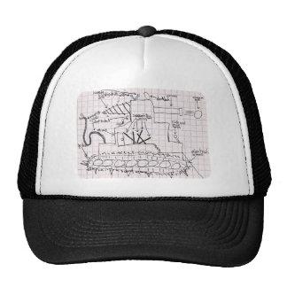 Tank Blueprint Hats