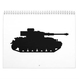 Tank Calendar