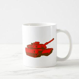 Tank Classic White Coffee Mug