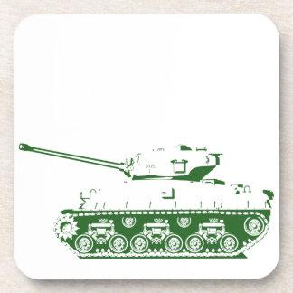 Tank Coaster (green)