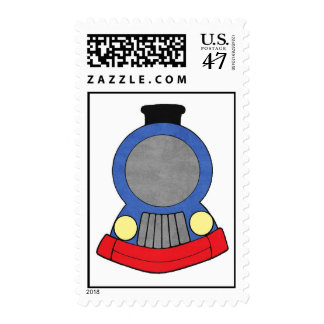 Tank Engine Train Postage