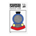 Tank Engine Train Stamp