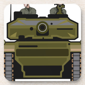 Tank Front Coaster