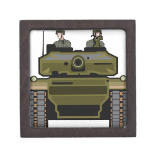Tank Front Jewelry Box