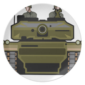 Tank Front Plate