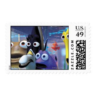 Tank Gang Postage Stamps