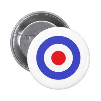 Tank Girl Pinback Button