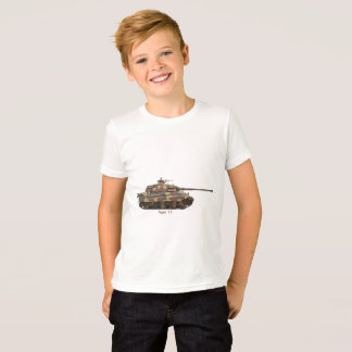 Tank image for Kids' Fine Jersey T-Shirt White
