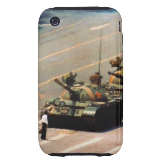 Tank Man Case-Mate Case iPhone 3 Tough Covers