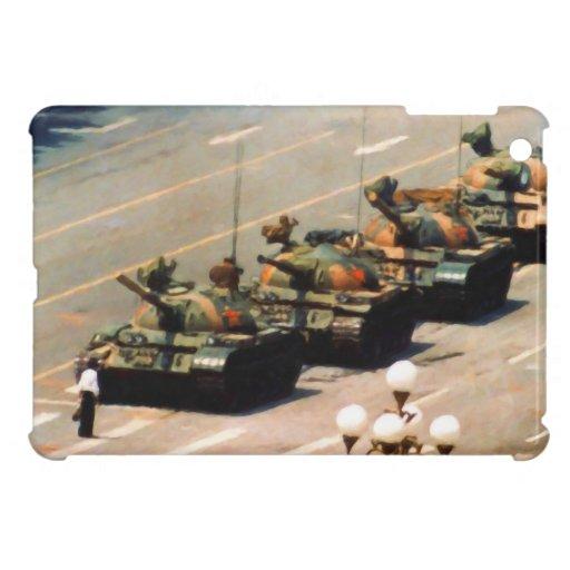 Tank Man iPad Mini Cover