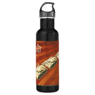 Tank Man Liberty Bottle 24oz Water Bottle