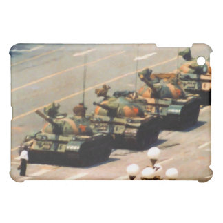 Tank Man Painting  iPad Mini Cover