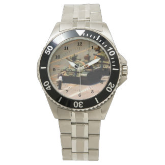 Tank Man Wristwatch
