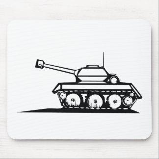 Tank Mouse Pad