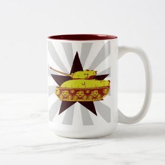 Tank Mug (starburst)
