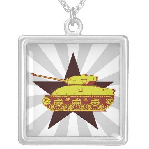Tank Necklace (starburst)