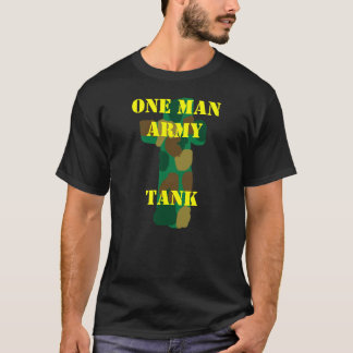 Tank one man army