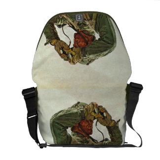 Tank Patrol Courier Bag