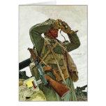 Tank Patrol Greeting Cards