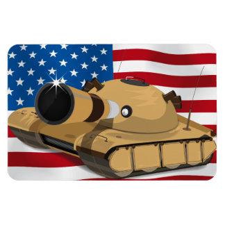 Tank Rectangular Magnets