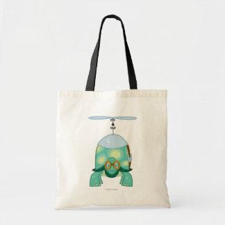 Tank, Rainbow Dash's Sidekick Tote Bag