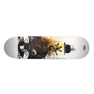 "Tank Theory ""Gentleman"" Skateboard"