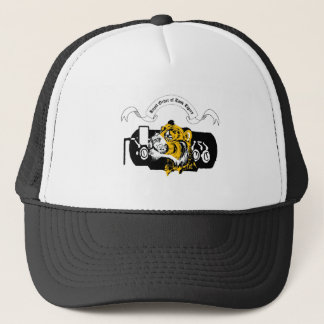 Tank Tiger Trucker Hat