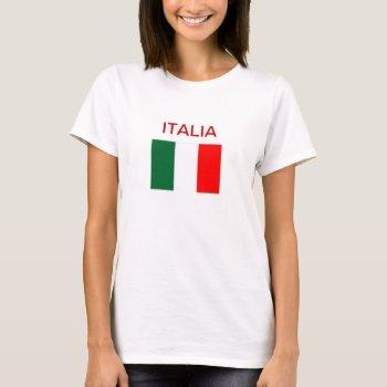 Tank Top   Italian Flag  Italia by creativeconceptss at Zazzle