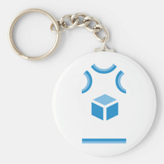 Tank top keychain