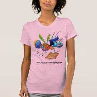 Tank-top-Mrs. Flicker Fireflybrarian T-Shirt