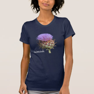 Tank top - Thistle and name