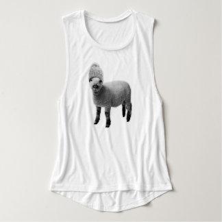 "Tank Top ""WOOL SHEEP """