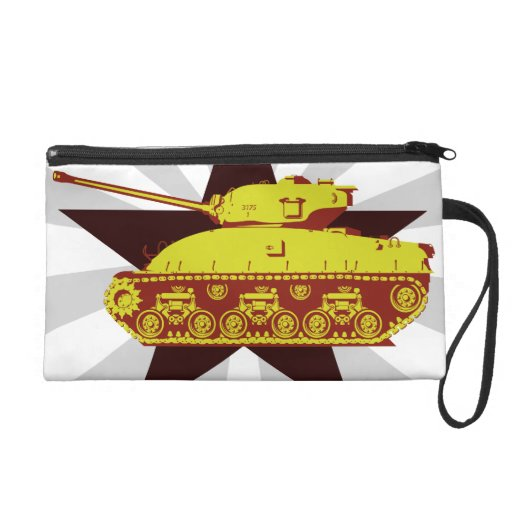 Tank Wristlet (starburst)