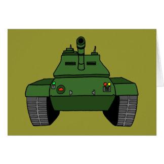 Tank You! Card