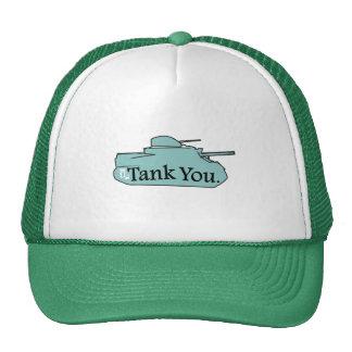 Tank You. Trucker Hat