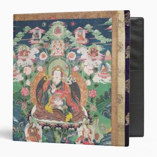 Tanka of Padmasambhava, c.749 AD 3 Ring Binder