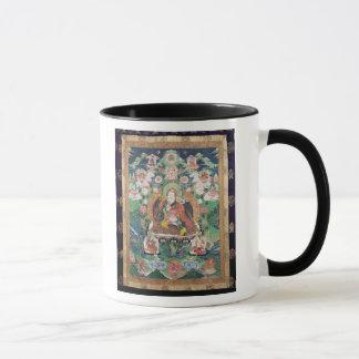 Tanka of Padmasambhava, c.749 AD Mug