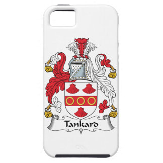 Tankard Family Crest iPhone 5/5S Cases