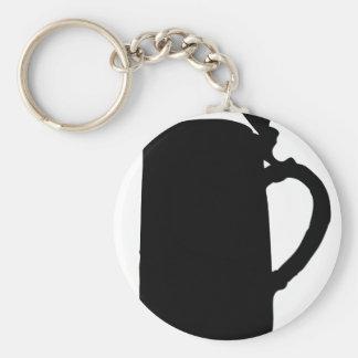 Tankard Keychain