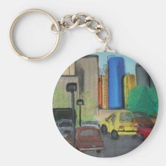Tankards Keychain