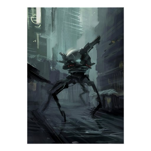 Tankbot Posters