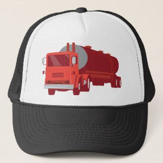 Tanker Cement Truck Retro Trucker Hat
