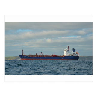 Tanker Clyde Fisher Postcard