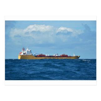 Tanker Stolt Inspiration Postcard
