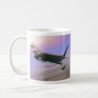 Tankers at Jeddah by Roy Grinnell Coffee Mug