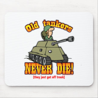 Tankers Mouse Pad