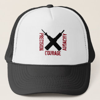 Tankers PCA Logo hat