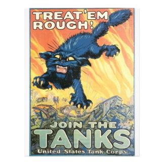 Tanks! Flyer