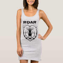 "Tanktop dress ""ROAR """