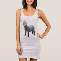 "Tanktop dress ""WOOL SHEEP """